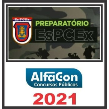 EsPCEx (Escola Preparatória de Cadetes do Exercito) 2021