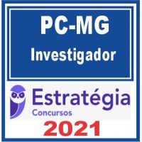 PC MG (Investigador) 2021