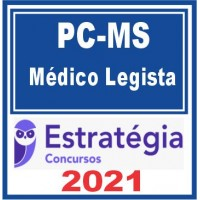 PC MS (Médico Legista) 2021