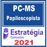 PC MS (Papiloscopista) 2021