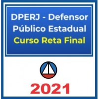 DPE RJ (Defensor) Reta Final 2021