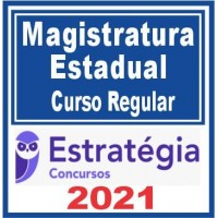Magistratura Estadual (Curso Regular) 2021