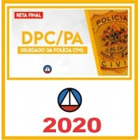 PC PA (Delegado Pará) Reta Final – 2020 (C)