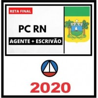 PC RN (Agente e Escrivão) Reta Final - 2020 (C)