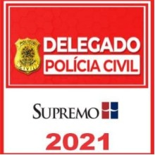 Delegado Civil (Regular) 2021