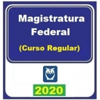 MAGISTRATURA FEDERAL (REGULAR) 2020 (E)