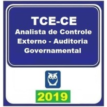 TCE CE (ANALISTA – AUDITORIA GOVERNAMENTAL) 2019 (E)