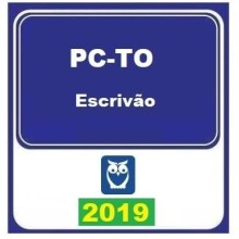 PC TO (ESCRIVÃO) 2019 (E)