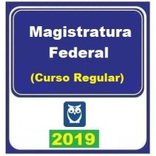 MAGISTRATURA FEDERAL (REGULAR) 2019 (E)