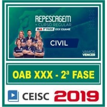 OAB 2 FASE XXX (CIVIL) 2019.2 (CSC)