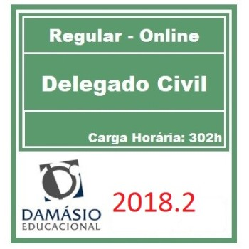 Delegado Civil Regular  2018.2 (D)