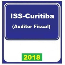 ISS-CURITIBA (AUDITOR FISCAL) 2018