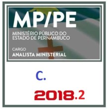 MP PE (ANALISTA JURÍDICO) 2018