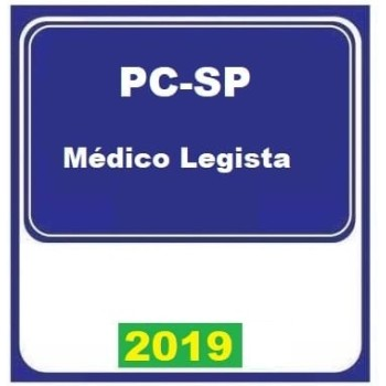PC SP (MÉDICO LEGISTA) 2019 (E)