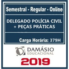 Delegado Civil Regular 2019 (D)