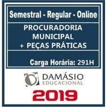 Procuradoria Municipal Regular 2019 (D)