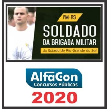 PM RS (SOLDADO) ALFACON