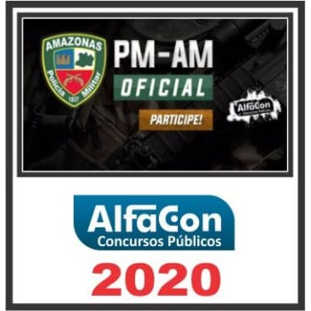 PM AM (CFO – OFICIAL) ALFACON