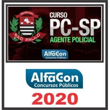 PC SP (AGENTE) ALFACON