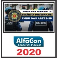 GM SP (GUARDA MUNICIPAL EMBU ARTES SP) 2020 (A)