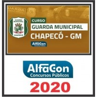GM SC (GUARDA MUNICIPAL DE CHAPECÓ SC) 2020 (A)