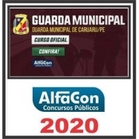 GM PE (GUARDA MUNICIPAL DE CARUARU PE) 2020 (A)
