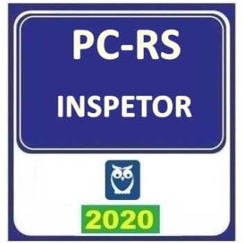 PC RS (INSPETOR) 2020 (E)