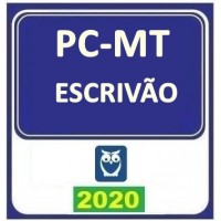 PC MT (ESCRIVÃO) 2020 (E)