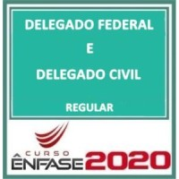 DELEGADO FEDERAL E DELEGADO CIVIL REGULAR 2020 (EN)