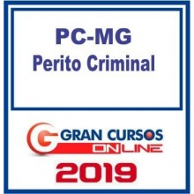 PC MG (PERITO CRIMINAL) 2019 (G)