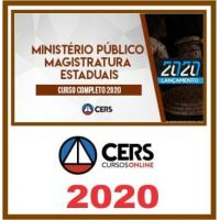 MAGISTRATURA E MP ESTADUAIS 2020 (C)