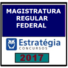MAGISTRATURA REGULAR – Magistratura Federal Regular 2017