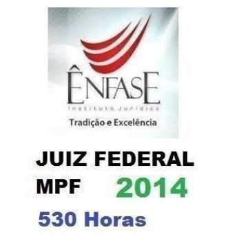Juiz Federal e MPF 2014 - Magistratura Federal